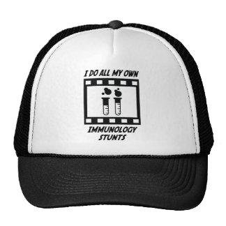 Immunology Stunts Hat