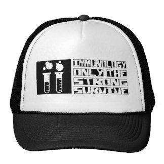 Immunology Survive Trucker Hat