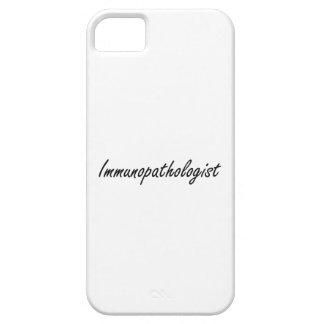 Immunopathologist Artistic Job Design iPhone 5 Cases