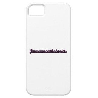 Immunopathologist Classic Job Design iPhone 5 Case