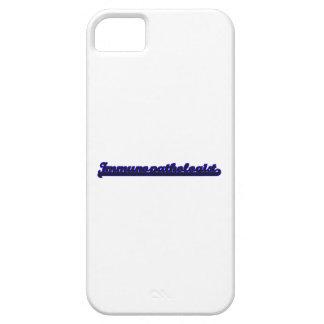 Immunopathologist Classic Job Design iPhone 5 Cases
