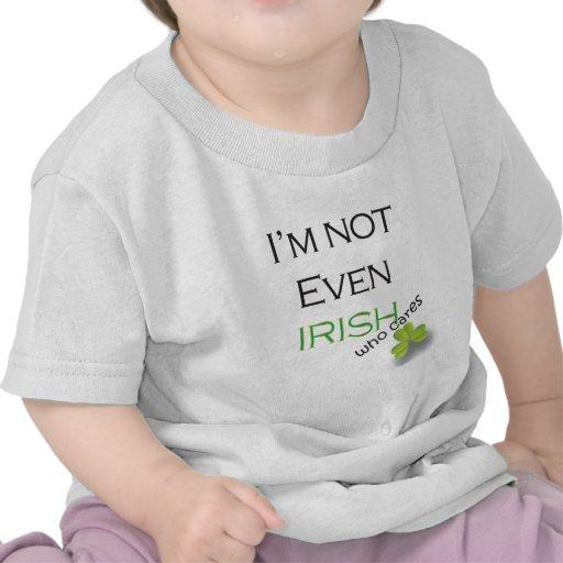 Imnotirish.jpg Camiseta