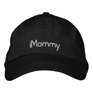 iMommy Embroidered Baseball Caps