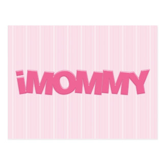 iMOMMY Postcard