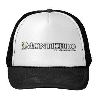 iMonticello Logo Design 2 Hat