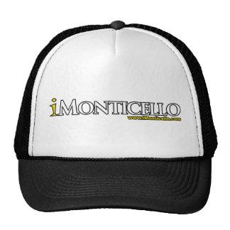 iMonticello Logo Design 3 Hat