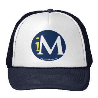 iMonticello Round Logo Design Hat