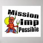 Imp de la misión posible poster