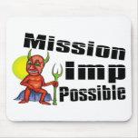 Imp de la misión posible tapetes de raton