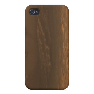 Impact crater Endurance on the surface of Mars Case For iPhone 4
