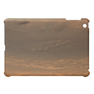 Impact crater Endurance on the surface of Mars iPad Mini Cases