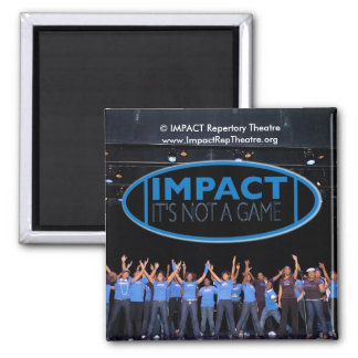 IMPACT Fridge Magnet