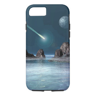 IMPACT Sci-Fi Retro Space Art Phone Case