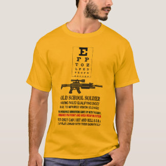 IMPAIRED VISION RIFLE T-Shirt