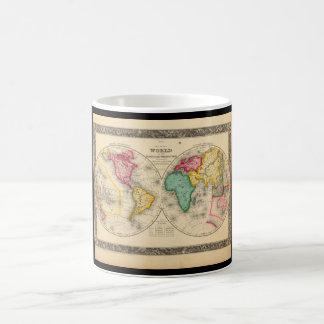 Impaired World Map 25 Coffee Mug