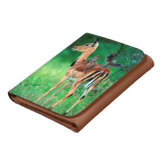 Impala (Aepyceros Melampus) Wallets