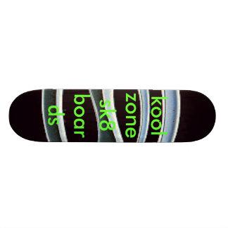 impala, kool zone sk8 boards skateboard deck