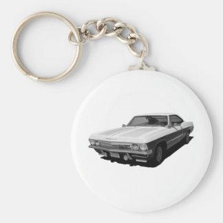 Impala Madness Key Chain