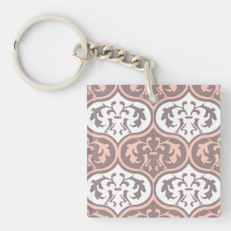 Impartial Generous Innovative Sincere Keychain