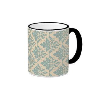 Impartial Vibrant Lucky Wondrous Ringer Coffee Mug
