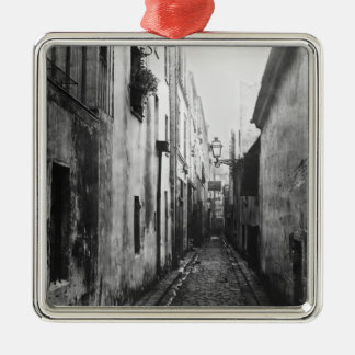 Impasse Briard, from cite Coquenard, Paris Metal Ornament