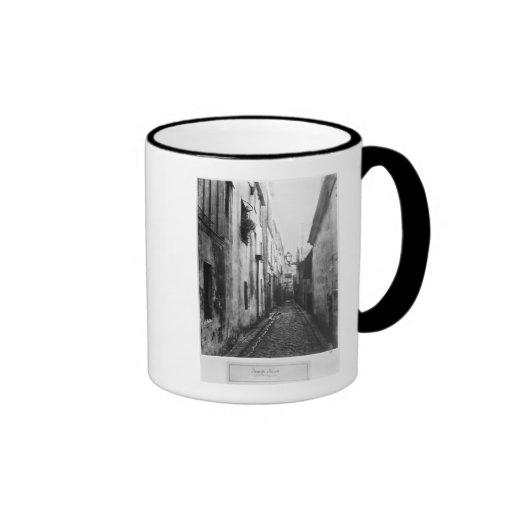 Impasse Briard, from cite Coquenard, Paris Ringer Coffee Mug