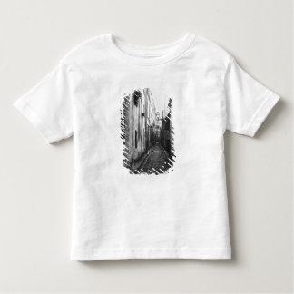 Impasse Briard, from cite Coquenard, Paris Toddler T-shirt