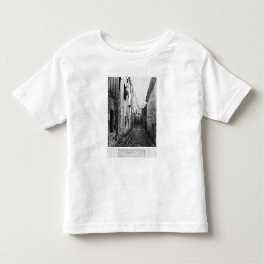 Impasse Briard, from cite Coquenard, Paris Toddler T-shirt