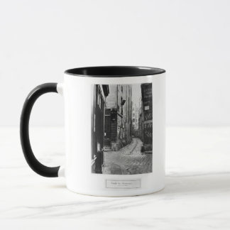 Impasse des Bourdonnais Mug