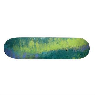Impasto Field II Skateboard