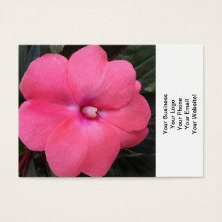Impatien New Guinea Business Card