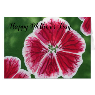 Impatiens - Mother's Day Card