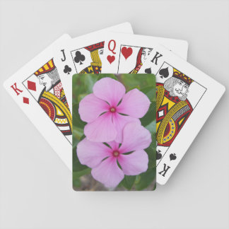 Impatiens Playing Cards