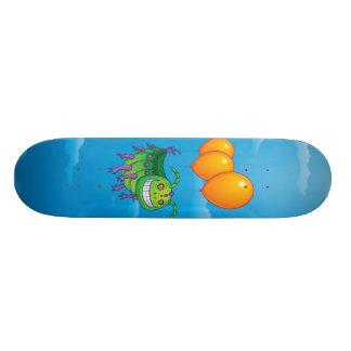 Impatient Caterpillar Skateboard