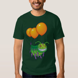 Impatient Caterpillar T-shirt