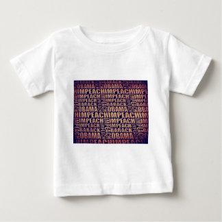 Impeach Barack Obama Baby T-Shirt