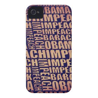 Impeach Barack Obama Case-Mate iPhone 4 Case