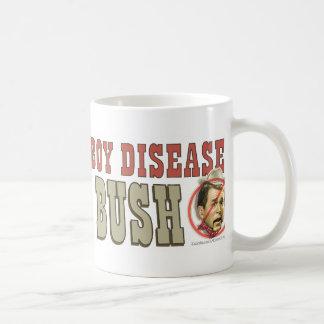 Impeach Bush Classic White Coffee Mug