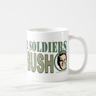Impeach Bush Coffee Mug