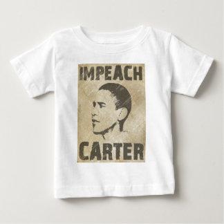 Impeach Carter Baby T-Shirt