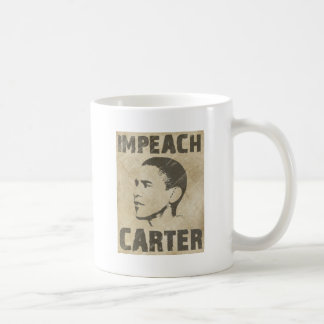 Impeach Carter Coffee Mug