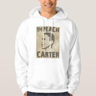 Impeach Carter Hooded Sweatshirt