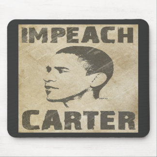 Impeach Carter Mouse Pads