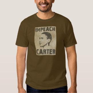 Impeach Carter T-Shirt