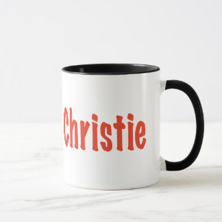 Impeach Christie Mug