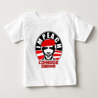 Impeach Comrade Obama Baby T-Shirt