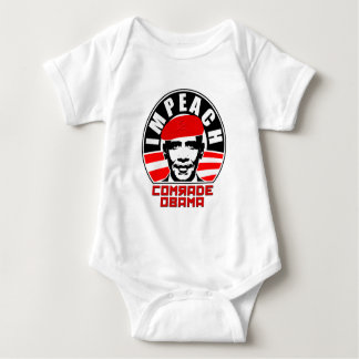Impeach Comrade Obama Tee Shirt