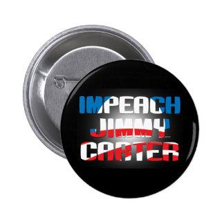 Impeach Jimmy Carter Pinback Button