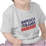 IMPEACH OBAMA CHANGE TEE SHIRT