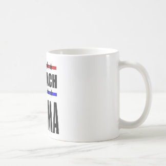 Impeach Obama Classic White Coffee Mug